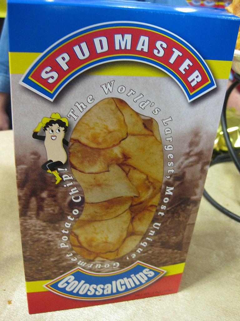 Spudmaster Potato Chips