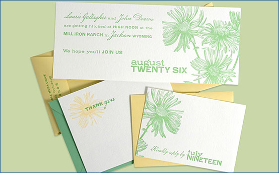 Lovely Spring Invite