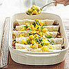 Monday's Leftovers: Enchiladas with Fresh Mango Salsa