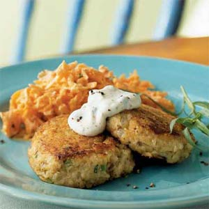 Fast & Easy Dinner: Salmon Croquettes with Rémoulade