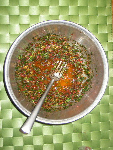 condiment worth making chimichurri popsugar food