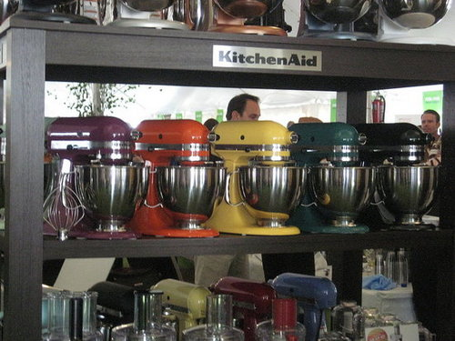 Do You Own a Standing Mixer?