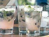 Blueberry Mojito