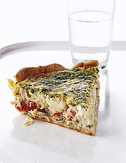 Fast & Easy Dinner: Crab Quiche
