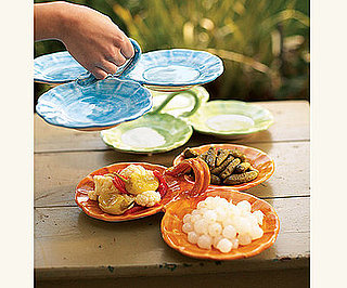 Off to Market: Appetizer Plates