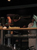 Tyler Florence's Cooking Demonstration