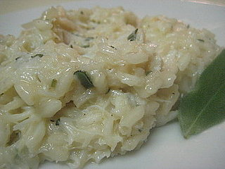 The Amazing Rice: Parmesan Crab Risotto