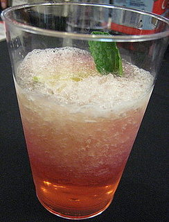 Happy Hour: Cranberry Apple Cider Shandy