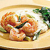 Fast & Easy Dinner: Shrimp and Cheddar Grits
