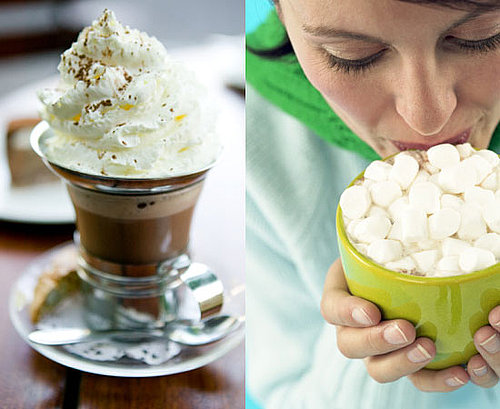 Hot Chocolate Topping: Whipped Cream or Marshmallows?