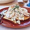 Fast & Easy Dinner: Seafood Newburg on Buttered Toast