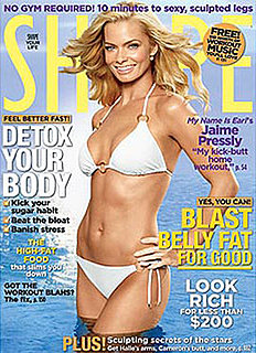 Jamie Pressly Has Hollywood's Sexiest Shape