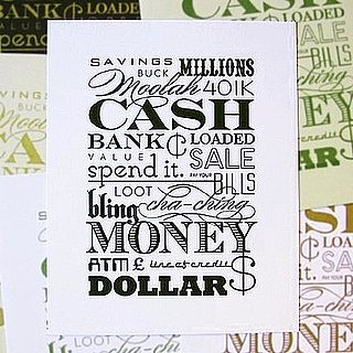 Would You Hang This Money Art in Your Home?
