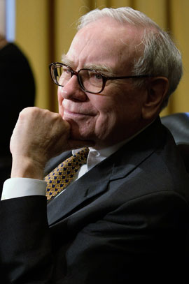Warren Buffett's Tips For Getting Rich