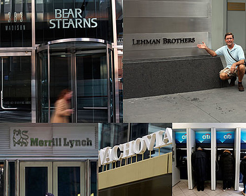 What Is the Most Shocking Bank Trouble of 2008?