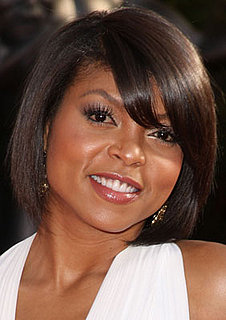 Taraji P. Henson  at the SAG Awards in 2009