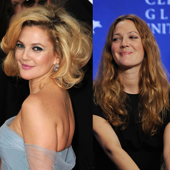 Drew Barrymore's Hairstyle