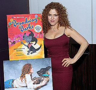 Broadway Barks For Bernadette Peters and Kramer!