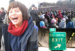 The National Mall Becomes a Sea of Humans and Hope