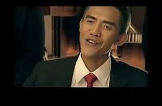 Lighten Up! Obama Look-a-like Stars in Antacid Commercial