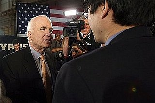 McCain Wins GOP, Independents Back in New Poll