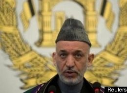 Afghan Leader Hamid Karzai Criticizes US On Conduct Of War