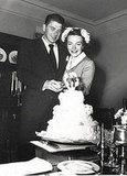 The Reagan's Wedding Album