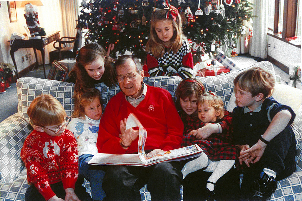 Christmas Stories With Grandpa