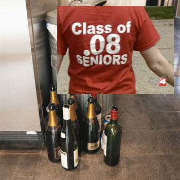 Seniors Suspended For Booze Tee: Good Lesson or Too Far?
