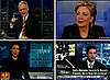 Letterman's Montage of Anchors (and Hillary Clinton) Mispronouncing Russian President Medvedev's Name