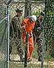 Rice Denies Rights Abuses at Guantanamo Bay
