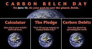 Carbon Belch Day