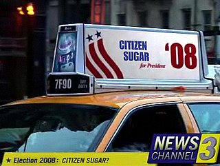Citizen For President! See the News Report! Pass It On!
