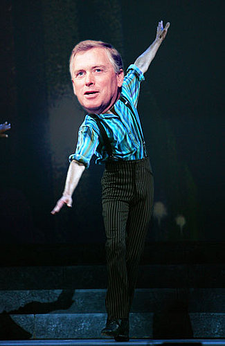 Dan Quayle on Dancing With the Stars