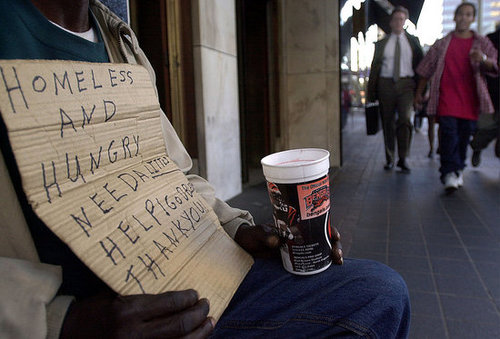 "Atlanta to Install ""Donation Meters"" to Ease Panhandling"