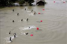Indian Flood Victims to Spend Six Months in Camps