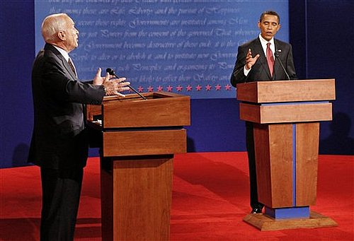 AP's Debate Factcheck: Kissinger, Ahmadinejad, And More