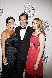 The Real Stephen Colbert Speaks at New Yorker Festival