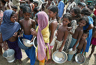 More Than 200 Million People Are Hungry in India