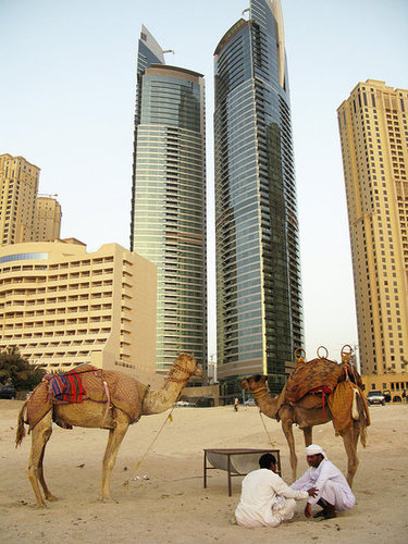 Dubai: Pumping Sewage, Jailing Lovebirds, and Growing
