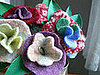 Lil Links: Felt Flowers Make Love Bloom on Valentine's Day