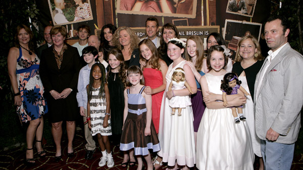 The Cast and Crew of Kit Kittredge: An American Girl
