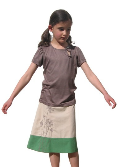 Wild Flower Skirt ($77)