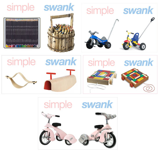 Lil&#039;s Favorite Five: Simple and Swank Holiday Items