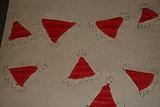 Santa Hat Wrap