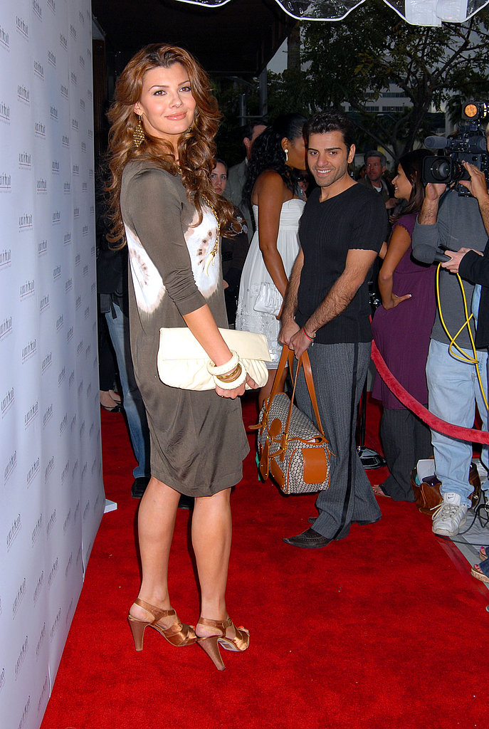 Ali Landry is another hot mama.