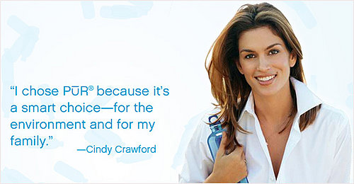 Cindy Crawford on The View