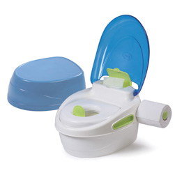 Right Age to Potty Train