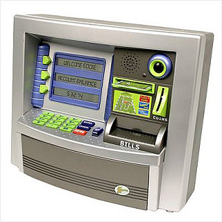 ATM Machine Toy