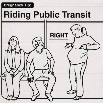 Transportation Etiquette